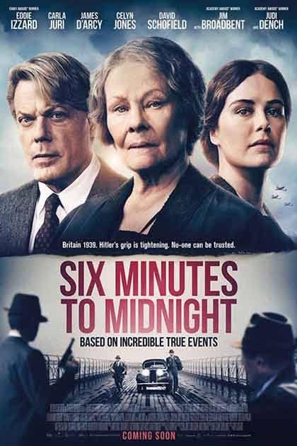 Movie: Six Minutes To Midnight (2020)