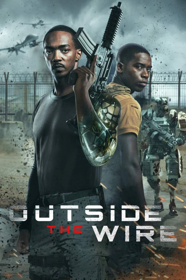 Movie: Outside the Wire (2021) MP4 DOWNLOAD