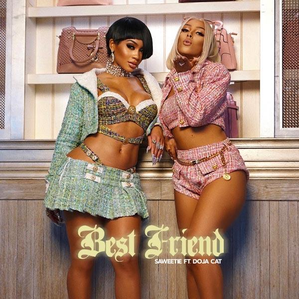 DOWNLOAD MP3 Saweetie - Best Friend Ft. Doja Cat