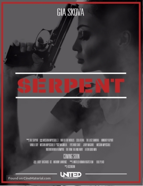 Movie: The Serpent (2020)