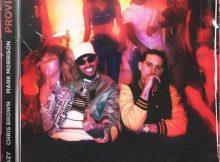 G-Eazy - Provide Ft. Chris Brown & Mark Morrison