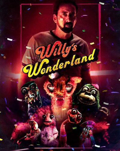 Movie: Willy's Wonderland (2021)