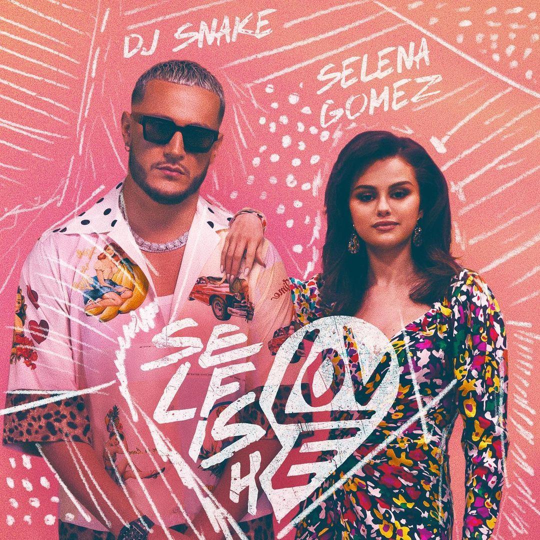 DJ Snake Ft. Selena Gomez - Selfish Love