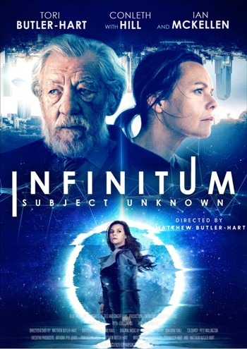Movie: Infinitum: Subject Unknown (2021)