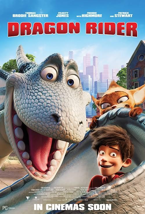 Movie: Dragon Rider (2020)