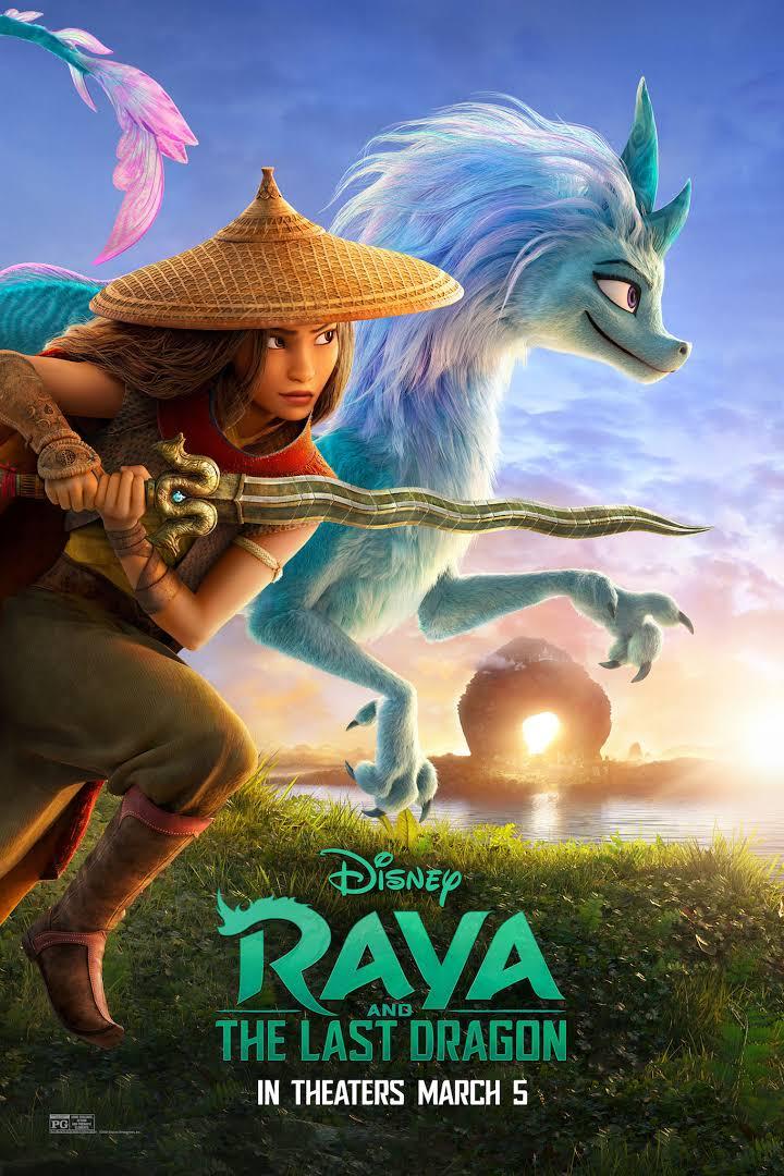 Movie: Raya and the Last Dragon (2021)