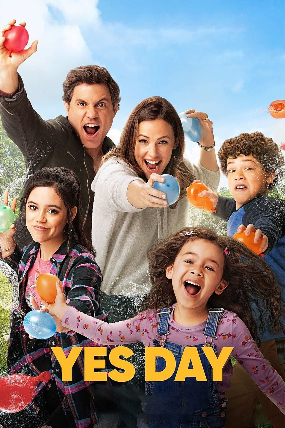 Movie: Yes Day (2021)