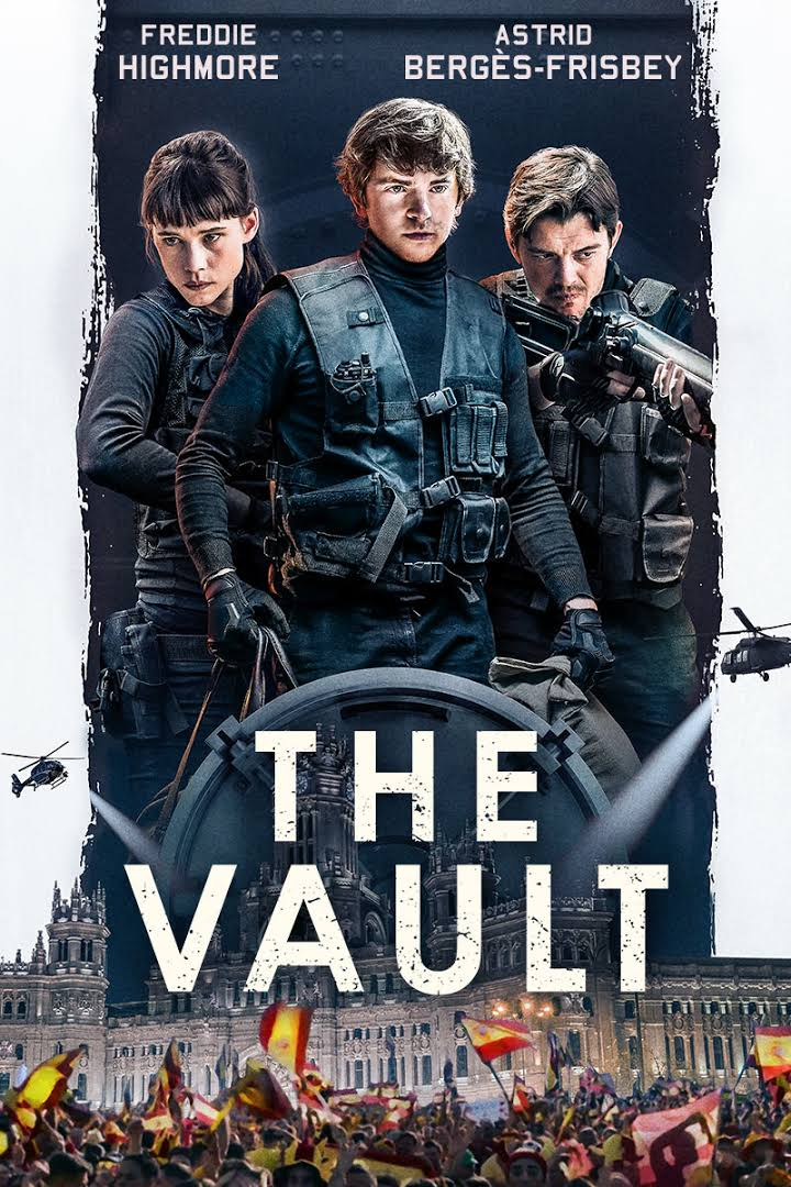 Movie: The Vault (2021)