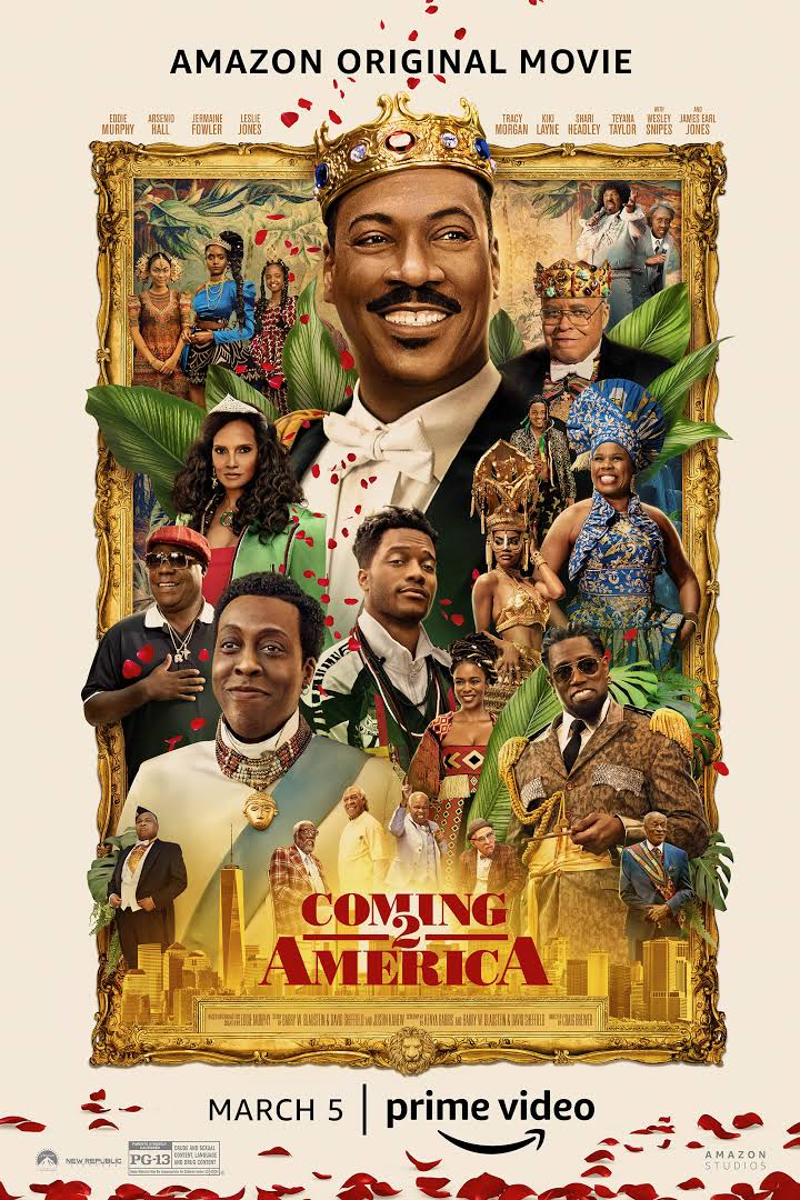 Movie: Coming 2 America (2021)