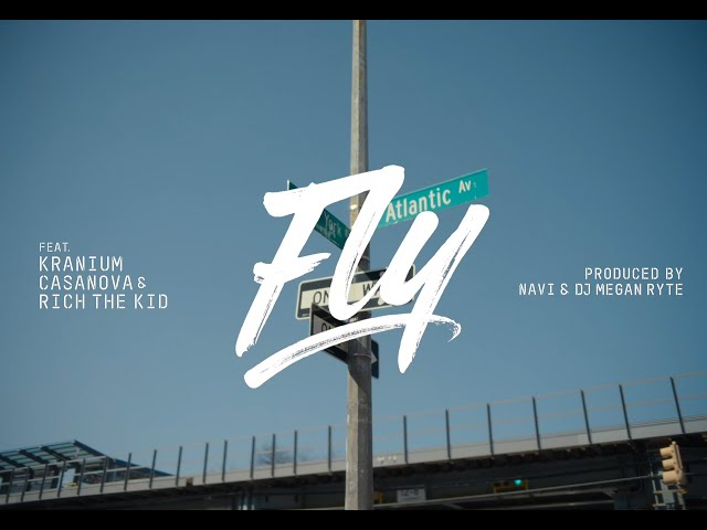 DJ Megan Ryte - Fly Ft. Rich The Kid, Kranium & Casanova