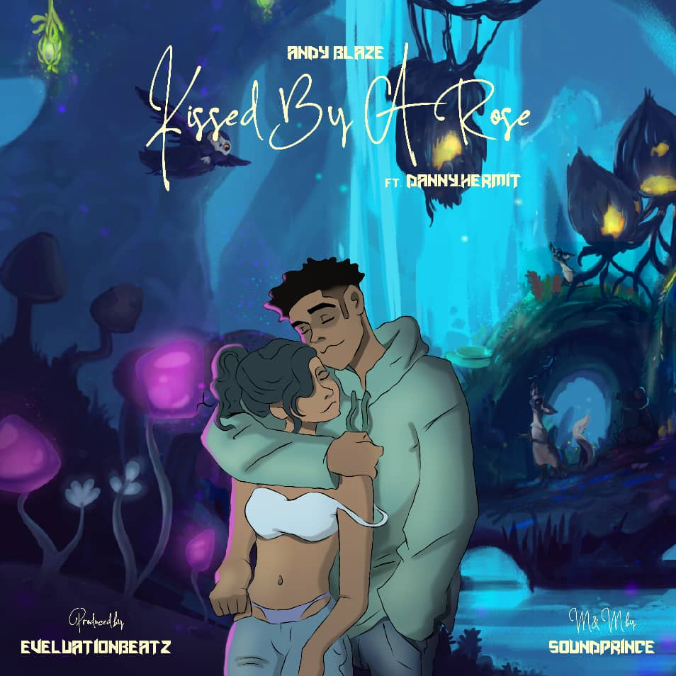 DOWNLOAD MP3 Andy Blaze - Kissed By A Rose Ft. Danny Hermit