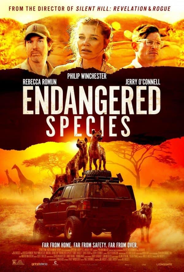 Movie: Endangered Species (2021)