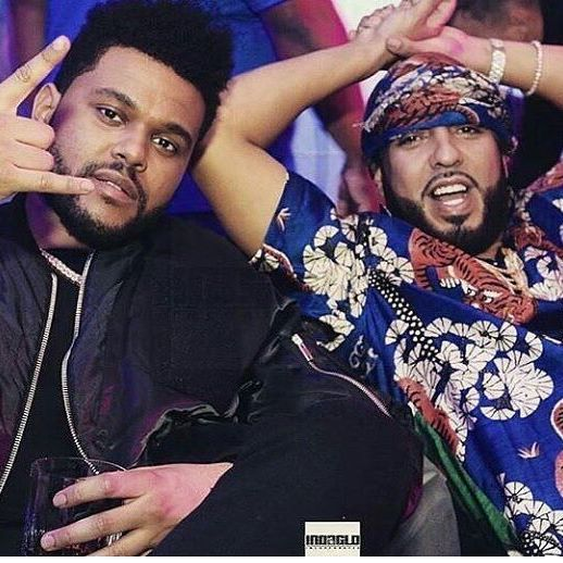 The Weeknd - Another One Of Me Ft. French Montana