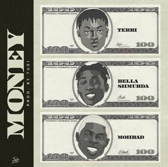 DOWNLOAD MP3 Terri Ft. Bella Shmurda & Mohbad - Money
