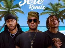 DJ Spinall - Sere (Remix) Ft. 6lack & Fireboy DML