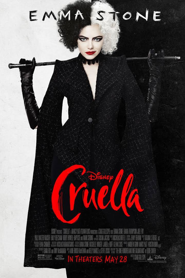 Movie: Cruella (2021)