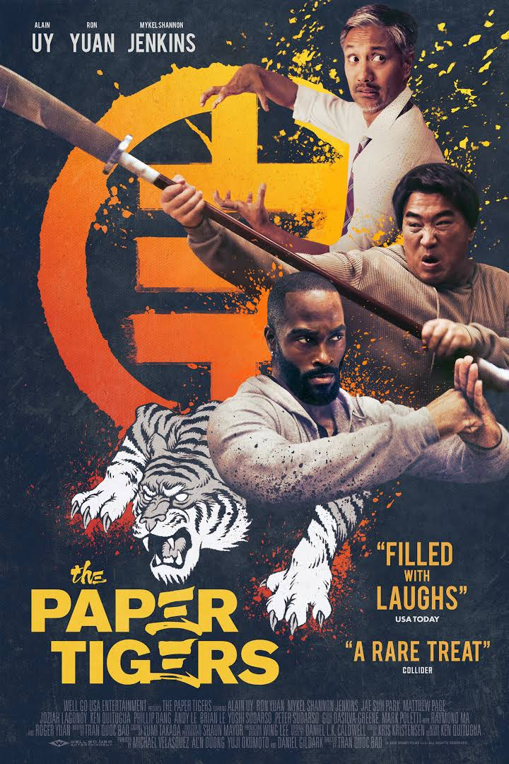 Movie: The Paper Tigers (2020)