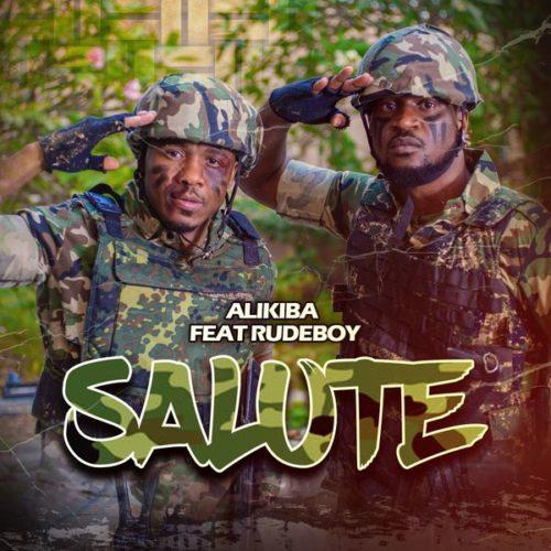 Alikiba - Salute Ft. Rudeboy