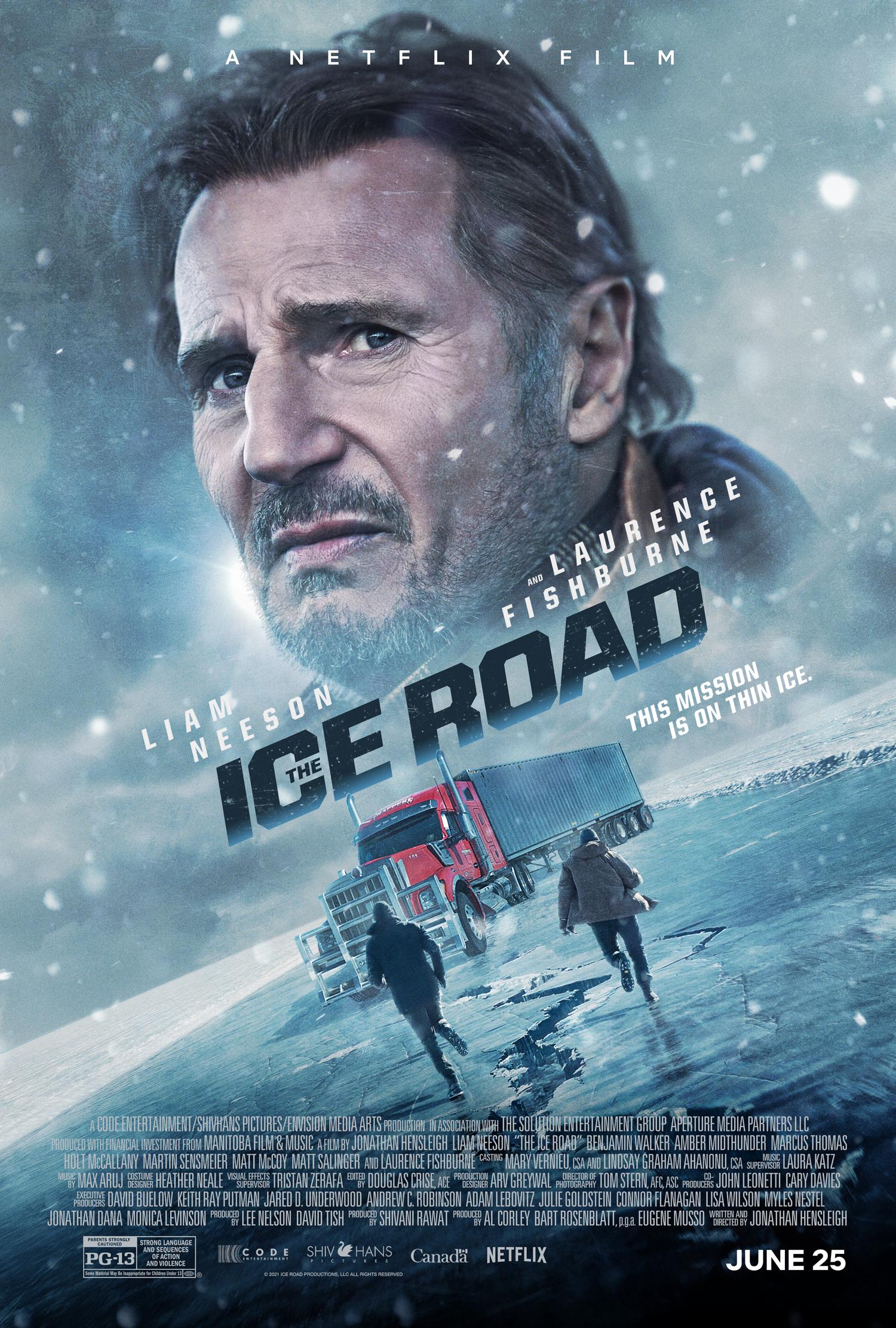 Movie: The Ice Road (2021)