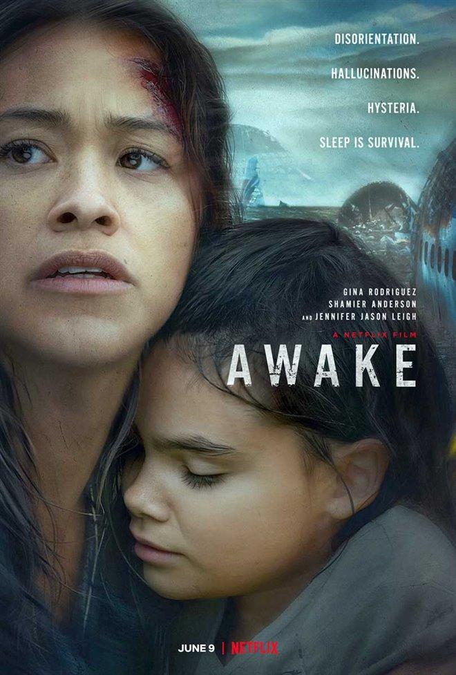 Movie: Awake (2021)