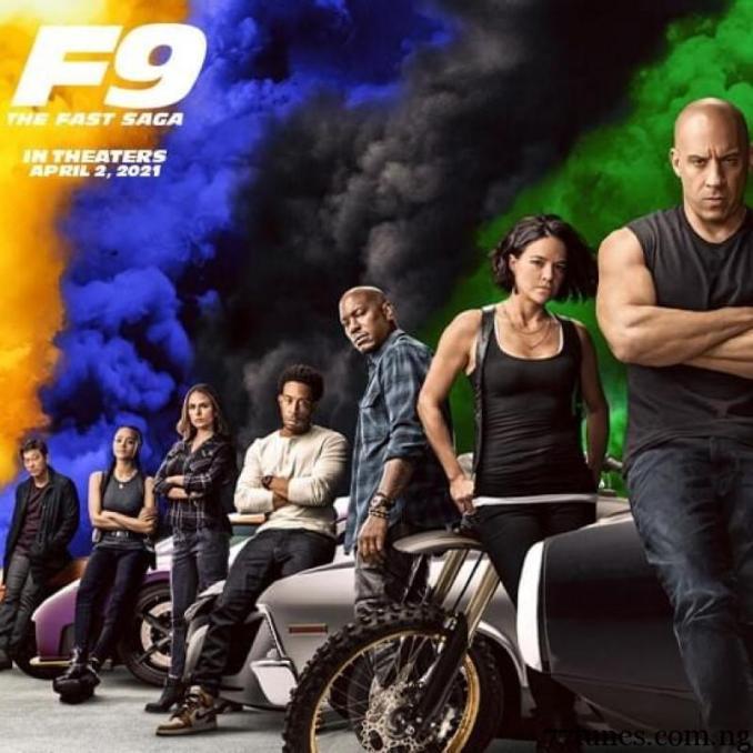 DOWNLOAD Various Artists - Fast & Furious 9: The Fast Saga Soundtrack Album