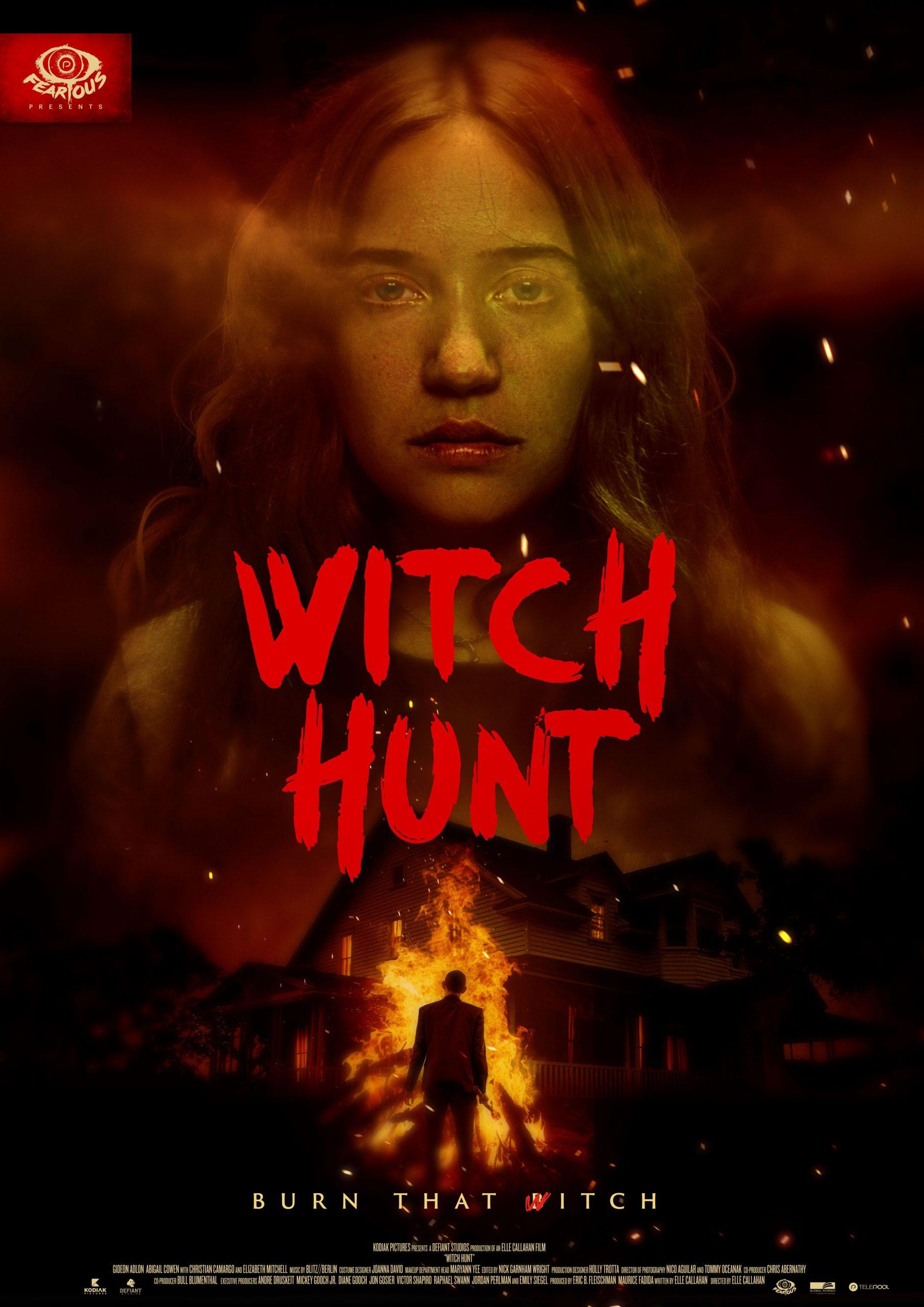 Movie: Witch Hunt (2021)