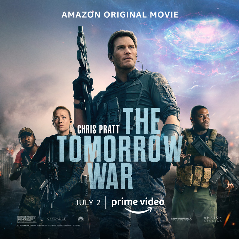 Movie: The Tomorrow War (2021)