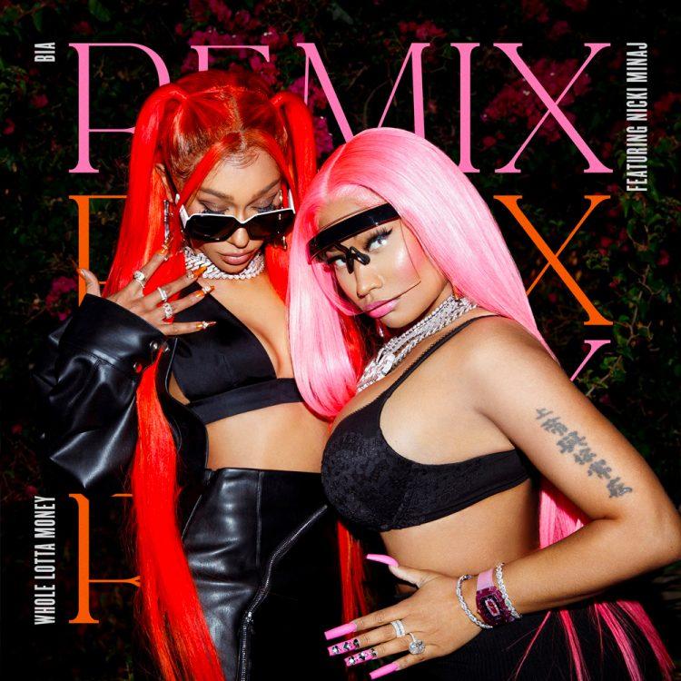 Nicki Minaj & BIA - WHOLE LOTTA MONEY Remix
