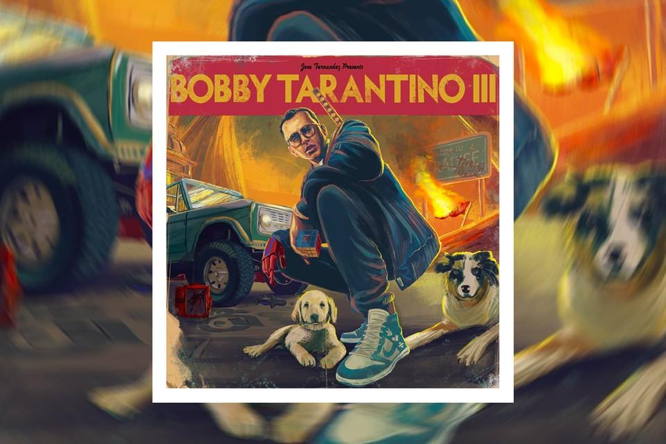 Logic - Bobby Tarantino III Album