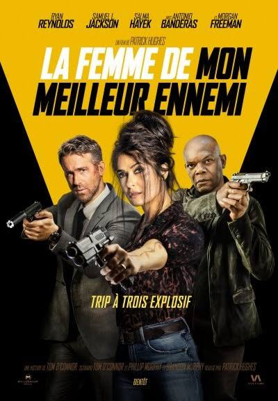 DOWNLOAD Movie: Hitman's Wife's Bodyguard (2021) HD