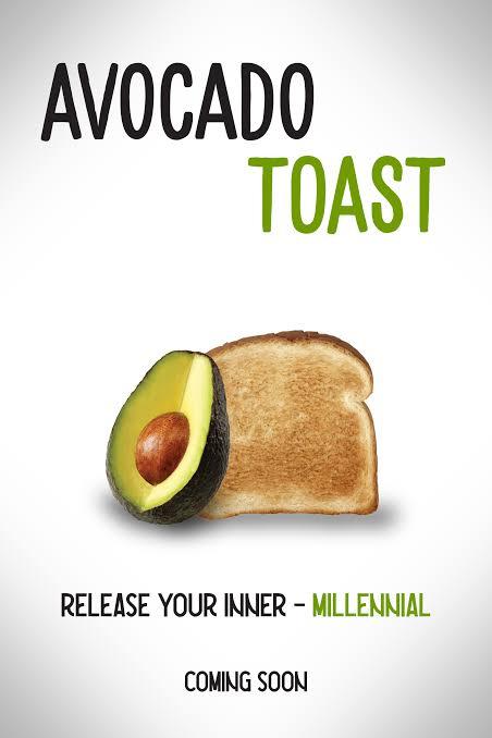 Movie: Avocado Toast (2021)