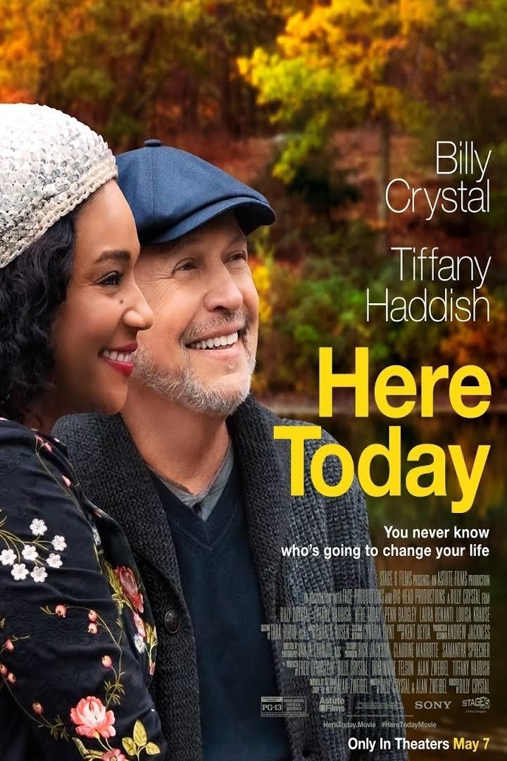 Movie: Here Today (2021)