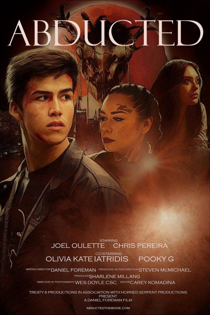 Movie: Abducted (2021)