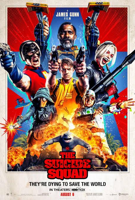 Movie: The Suicide Squad (2021)
