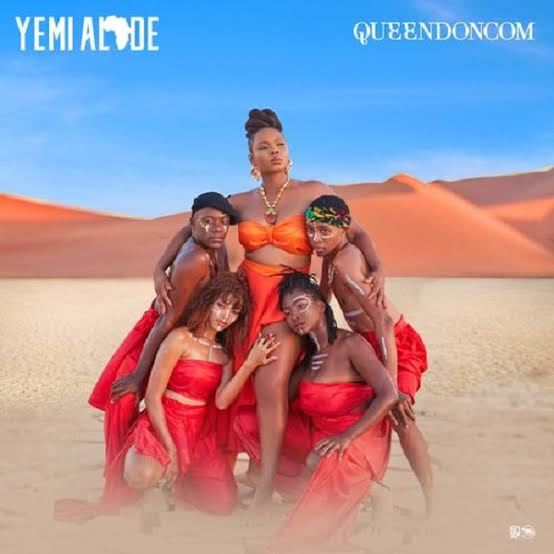 DOWNLOAD MP3 Yemi Alade - Fire