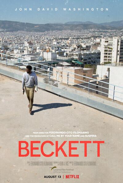 Movie: Beckett (2021)