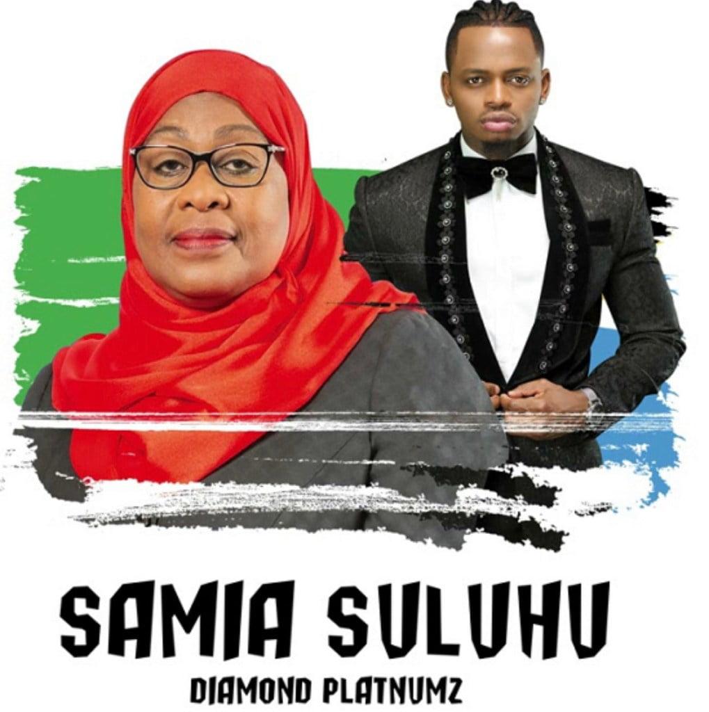 Diamond Platnumz - Samia Suluhu
