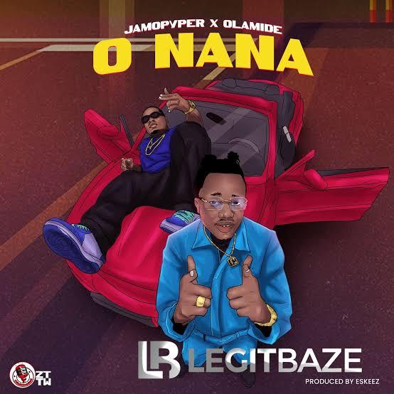 DOWNLOAD MP3 Jamopyper - O Nana Ft. Olamide
