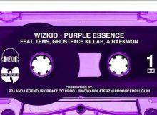 WizKid & Tems - Purple Essence Ft. Ghostface Killah & Raekwon