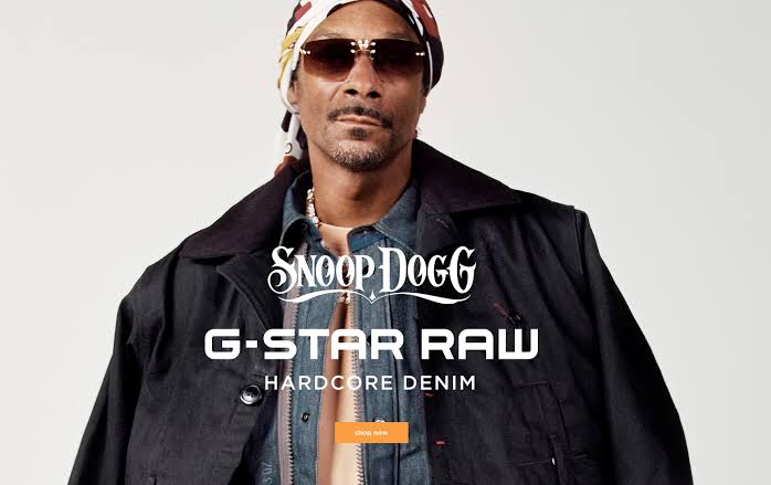 Snoop Dogg - Say it Witcha Booty x G-Star Raw