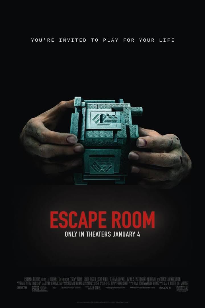 Movie: Escape Room (2019)